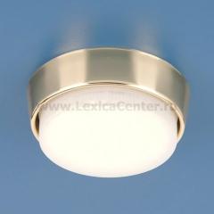 1037 GX53 GD золото Электростандарт Накладной точечный светильник