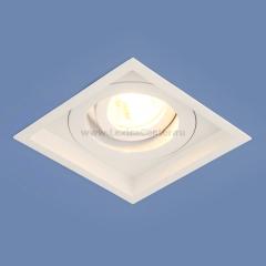1071/1 MR16 WH белый Электростандарт Алюминиевый точечный светильник