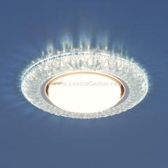 3020 GX53 CL прозрачный Электростандарт Точечный светильник со светодиодами