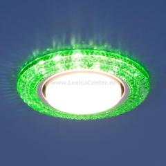 3030 GX53 GR зеленый Электростандарт Точечный светильник со светодиодами