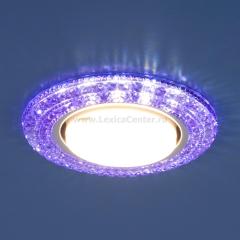 3030 GX53 VL фиолетовый Электростандарт Точечный светильник со светодиодами