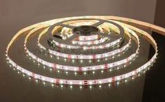 3528/60 LED 4.8W IP20 [белая подложка] теплый белый свет Электростандарт Светодиодная лента