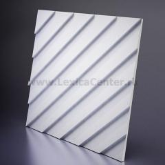 3D Дизайнерская панель из гипса Artpole LAMBERT 598*598мм, 0,36м2 (арт.М-0034)