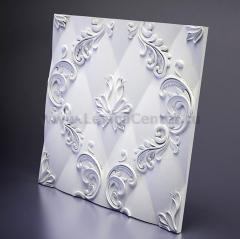 3D Дизайнерская панель из гипса Artpole MARSEILLE, 600*600мм, 0,36м2 (арт.М-0038)