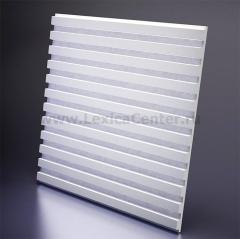 3D Дизайнерская панель из гипса Artpole PARALINE, 600x600 мм, 0,36 м2 (арт.M-0030)