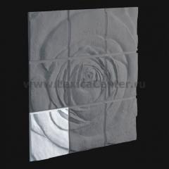 3D Дизайнерское панель из гипса Artpole ROSE-7, 600*600мм, 0,36м2 (арт.М-0044-7)