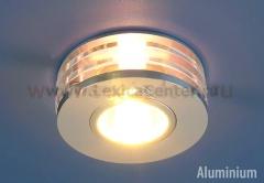 5005 WH (хром) Электростандарт Точечный светильник из алюминия