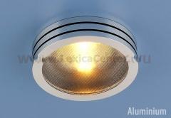 5153 BK (хром / черный) Электростандарт Точечный светильник из алюминия