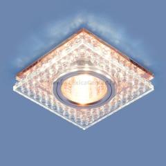 8391 MR16 CL/GC прозрачный/тонированный Электростандарт Точечный светодиодный светильник