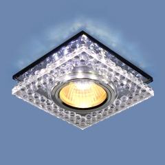 8391 MR16 CL/SBK прозрачный/дымчатый Электростандарт Точечный светодиодный светильник