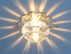 847 WH (прозрачный) Электростандарт Точечный светильник
