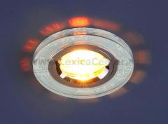8561/6 SL FL/CH (белый / хром) Электростандарт Точечный светильник