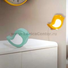 96854 Eglo - Светодиодный бра/наст. лампа для детской комнаты SPARINO