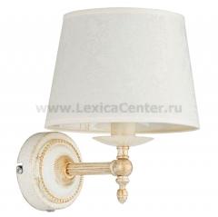 Alfa ROKSANA WHITE 18530 настенный светильник