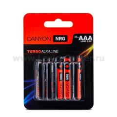 Батарейки Canyon NRG AAA (S6ALKAAA10) 10шт