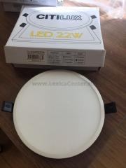 Citilux Омега CLD50R220N Светильник встраиваемый