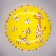 Citilux Жирафы CL917001 Светильник настенно-потолочный