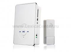 DBQ10M WL MP3 16M IP44 Белый Электростандарт Звонок беспроводной