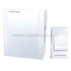 DBQ15 WM 1M IP44 Белый Электростандарт Звонок электромеханический