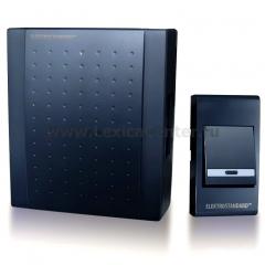DBQ16 WM 1M IP44 Черный Электростандарт Звонок электромеханический