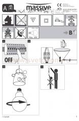 Детский светильник Philips 40591/55/16 (massive /10)