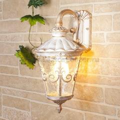 Diadema D (GLYF-8046D) белое золото Электростандарт Светильник уличный настенный