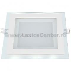 DLKS160 12W 4200K белый Электростандарт Встраиваемый потолочный светодиодный светильник