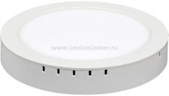 DLR020 24W 4200K Электростандарт Накладной/встраиваемый потолочный светодиодный светильник