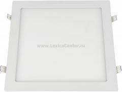 DLS003 24W 4200K Электростандарт Встраиваемый потолочный светодиодный светильник