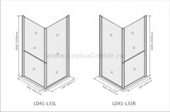 Дверь LD41-L33