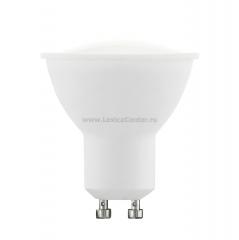 Eglo 10686 Лампа светодиодная диммируемая RGB с пультом упр-я, 4W (GU10), 3000K, 220lm