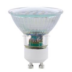 Eglo 11539 Лампа светодиодная SMD, 2х5W (GU10), 4000K, 400lm, 2 шт. в комплекте