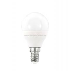 Eglo 11644 Лампа светодиодная P45, 5,5W (Е14), 3000K, 470lm