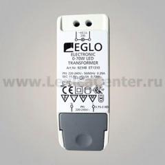 Eglo 92348 Трансформатор 220/12