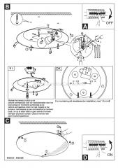 Eglo BIUBIU 94458 Настенно-потолочные светильники