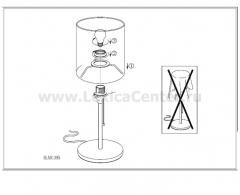 Eglo CHICCO 1 91395 Настольная лампа