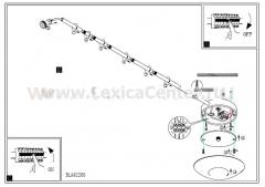 Eglo EXTENTION 92288 Подвесные светильники