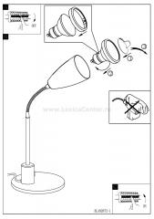 Eglo FOX 92873 Офисные настольные лампы