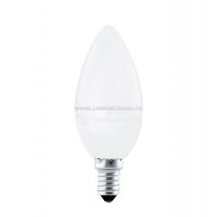 "EGLO ИС 10766 Лампа светодиодная ""Свеча"", 4W (E14), 4000K, 320lm"