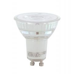 EGLO ИС 11575 Лампа светодиодная диммируемая COB, 5,2W(GU10), 3000K, 345lm