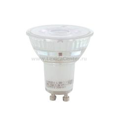 EGLO ИС 11576 Лампа светодиодная диммируемая COB, 5,2W(GU10), 4000K, 345lm
