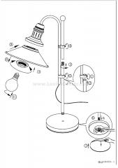 Eglo STOCKBURY 49459 Настольная лампа