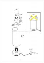 Eglo TORVISCO 94619 Настольная лампа
