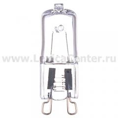 G9 Xenon 220 В 75 Вт Электростандарт Лампа галогенная