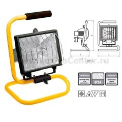 Галогенный прожектор Navigator 94 605 с подставкой
