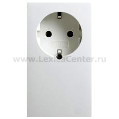 Gira E22 Бел Адаптер LAN для радиометеостанцииЭнергия/метеост. (G235202)