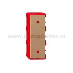 Gira E22 Коробка монтажная 3-ая для сплошных стен (G289300)