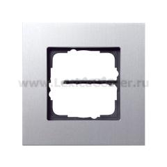 Gira ESP Алюминий Рамка 1-ая (G21117)