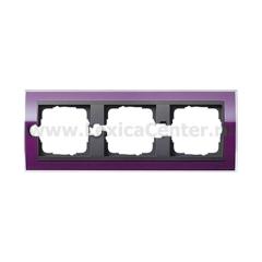 Gira EV CL Фиолетовый/антрацит Рамка 3-ая (G213758)