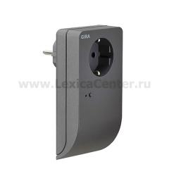 Gira FKB-SYS Адаптер к розетке для радиоуправления приборами (G40110)
